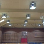 Highbay LED Lighting Gymnasium